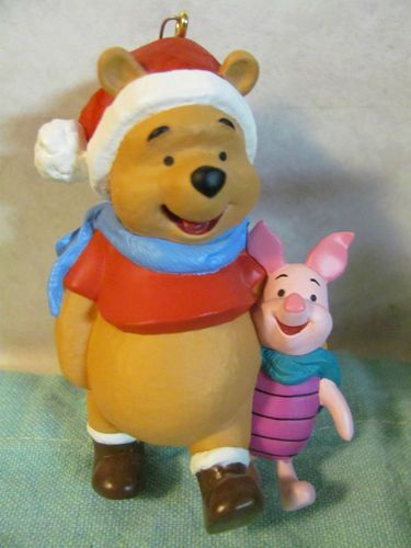 "Hallmark Keepsake Ornament ""Winnie The Pooh and Piglet"" Dated 1996"