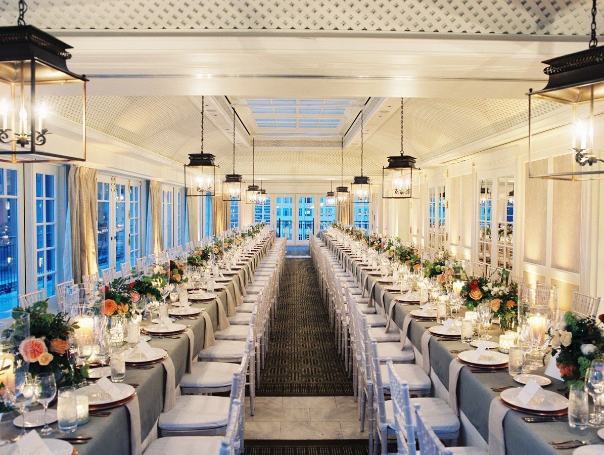 The Best Wedding Venues In U S Hay Adams Washington D C