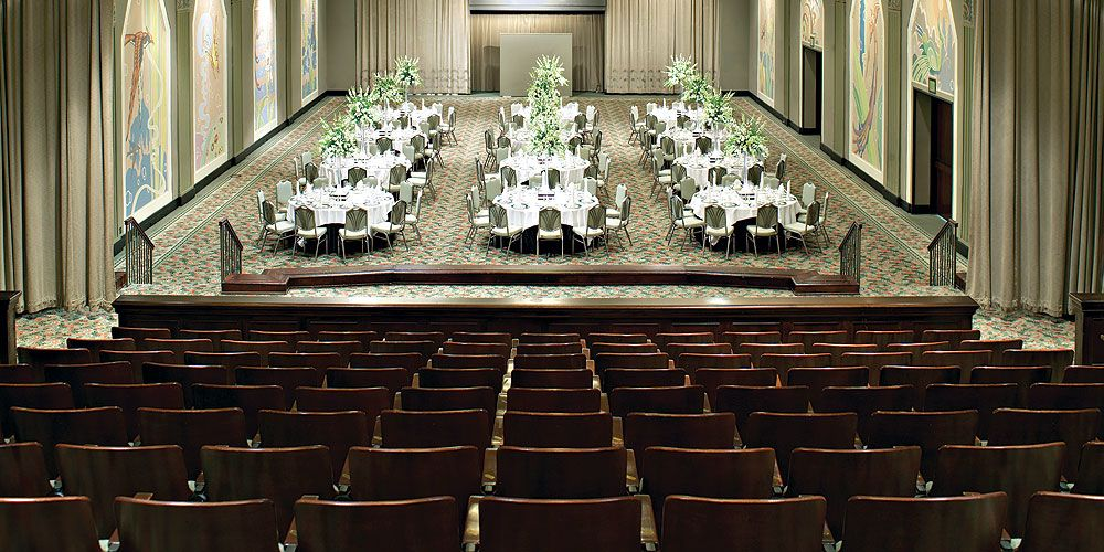 Conference theatre belmond charleston place meetings