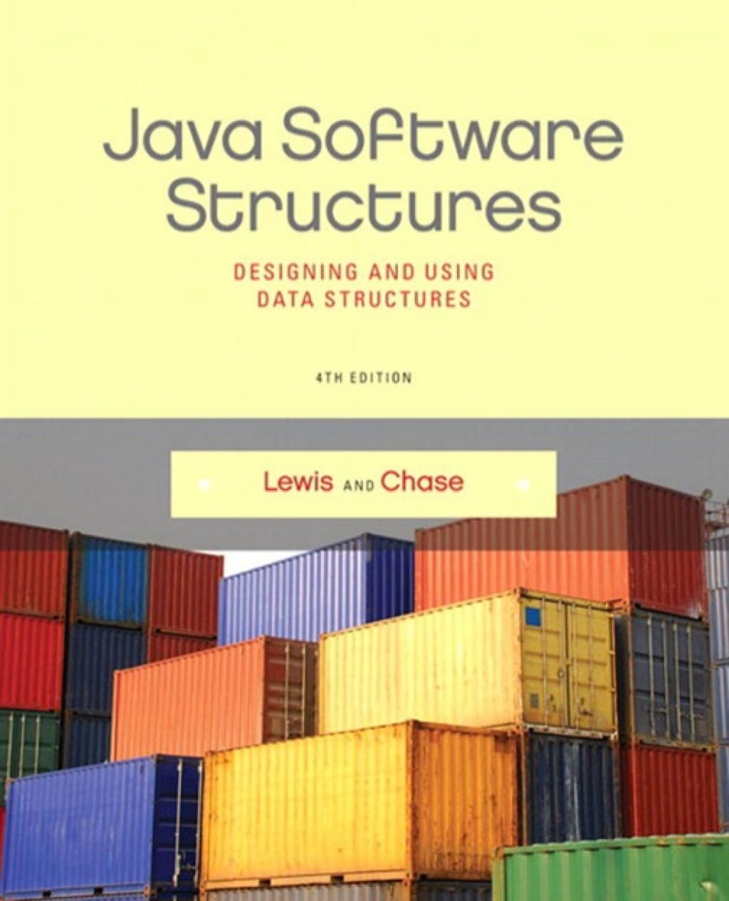 Java Software Structures (eBook Rental) | Products | Data structures