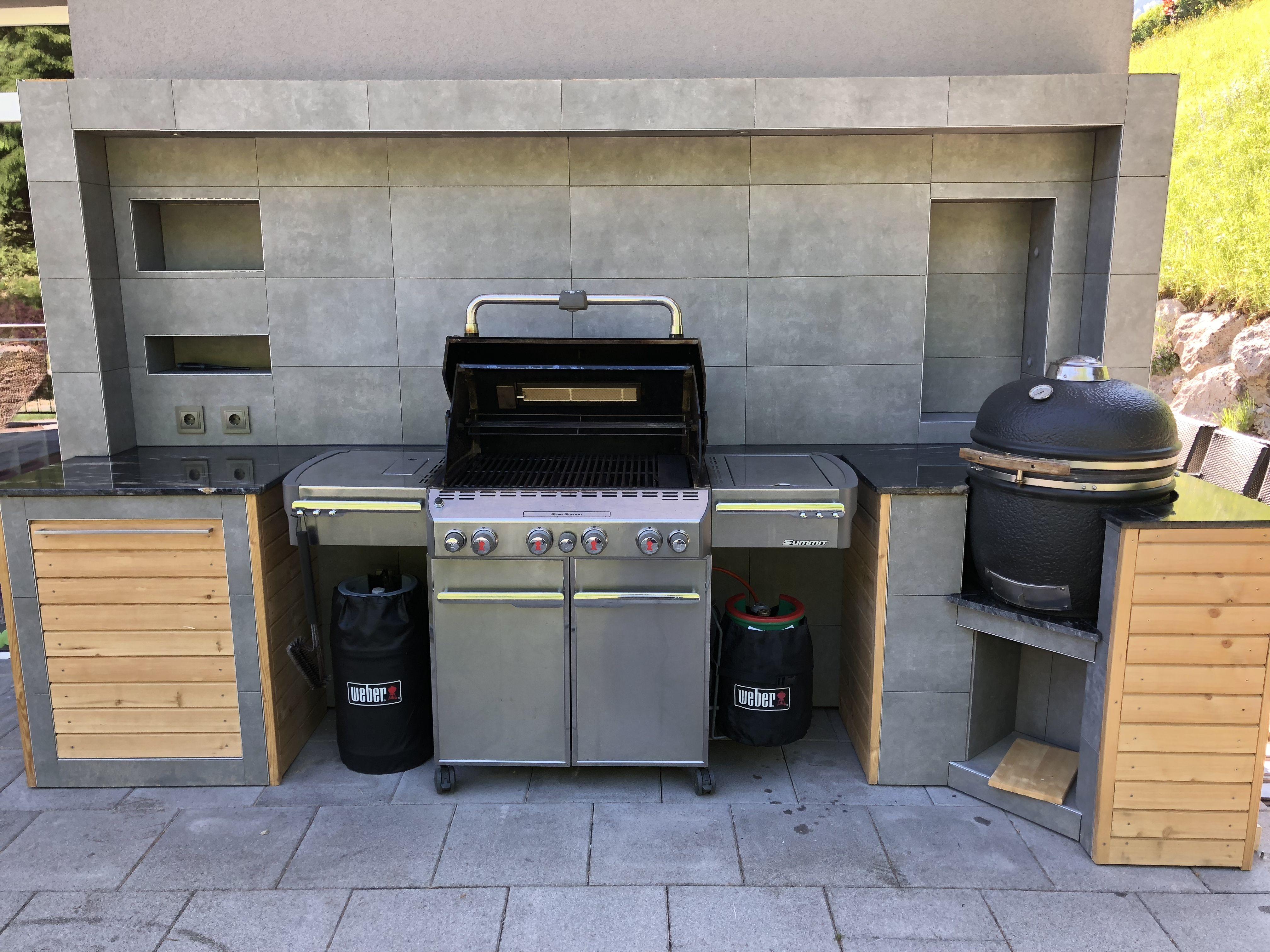 Outdoor Kuche Fur Weber Summit Und Monolith Outdoor Kuche Outdoor Kuchen Ideen Kuche Im Freien