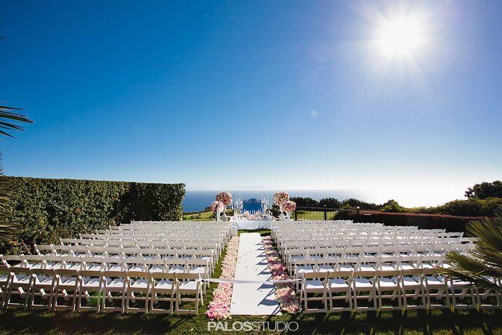 Trump National Golf Course Rancho Palos Verdes Wedding