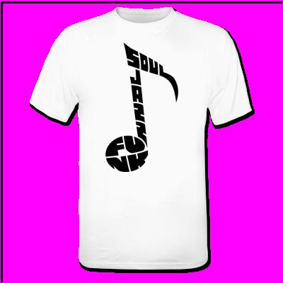 Soul Jazz Funk T-shirt