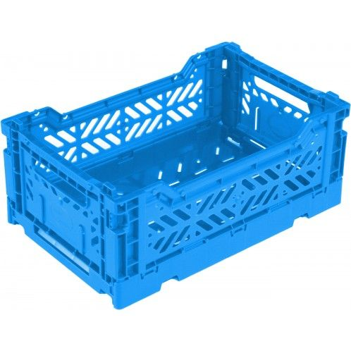 Popcorn Cagette Surplus Mini Bleue Casier Rangement Cagette Rangement Plastique