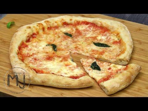 91 Pizza Margarita Napolitana La Mejor Masa De Pizza Youtube Masa Para Pizza Pizza Margarita Masa Para Pizza Recetas