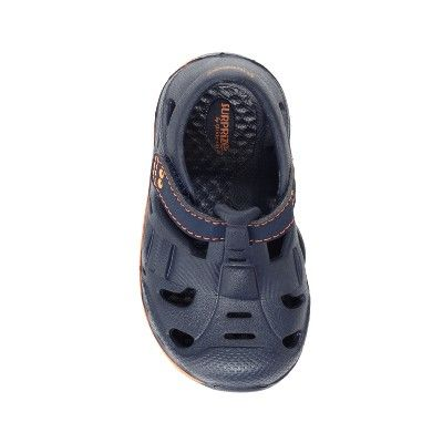 05153b9462e0 Baby Boys  Surprize by Stride Rite Rider Land   Water Shoes - Navy 3 ...