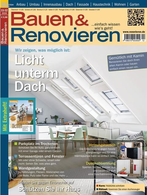 Bauen Renovieren Ausgabe 11 12 2020 Documents