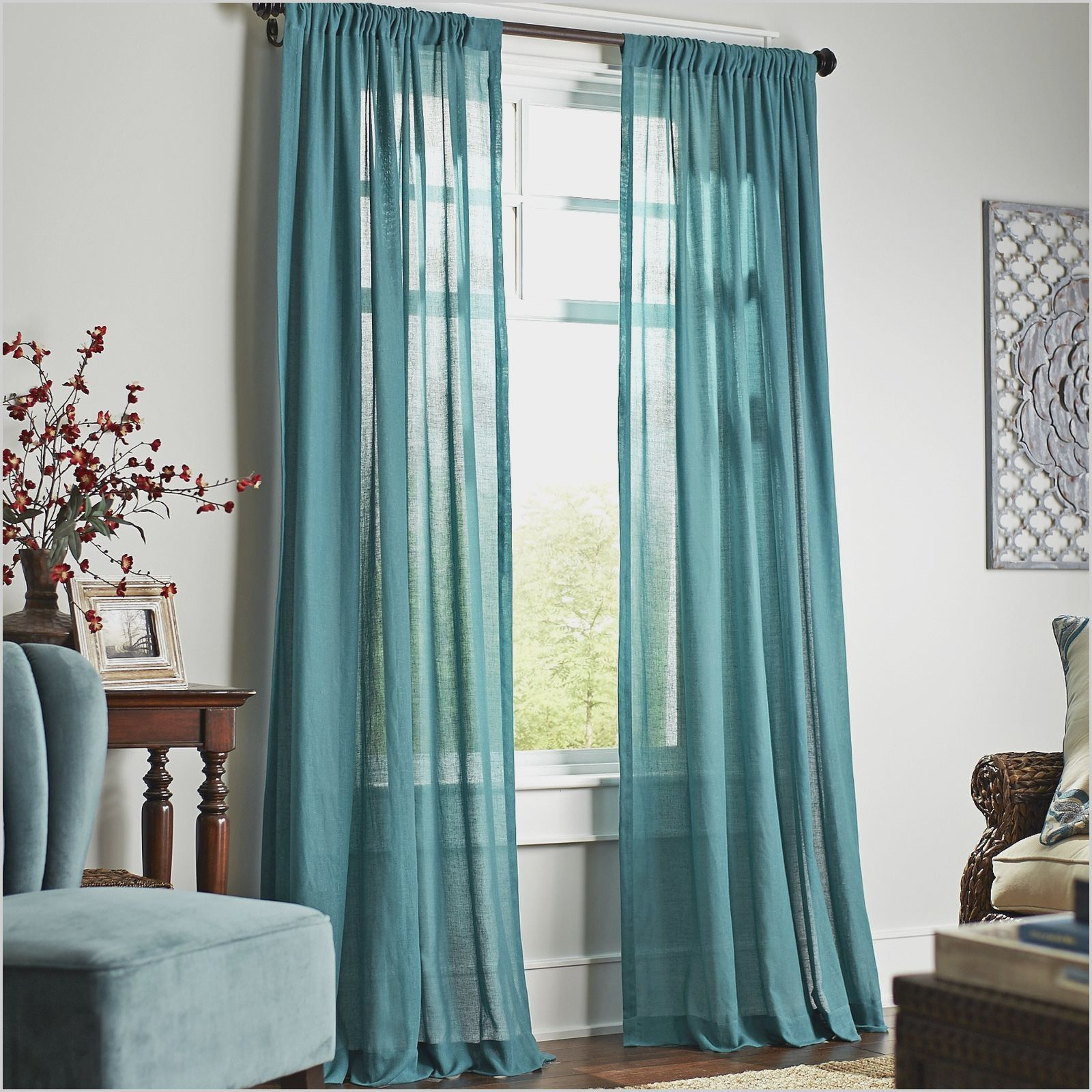 Grey And Turquoise Living Room Curtains Di 2020