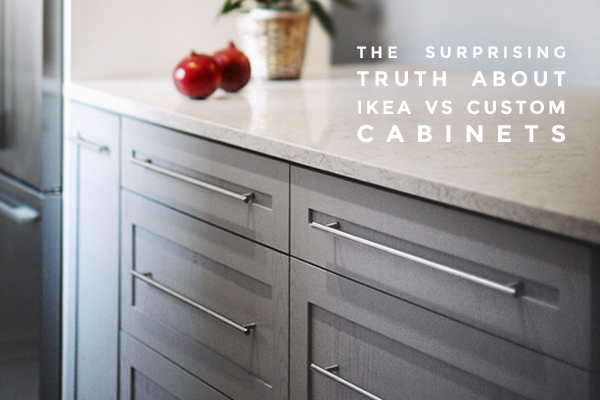 Luxury Prefab Kitchen Cabinets Vs Custom
