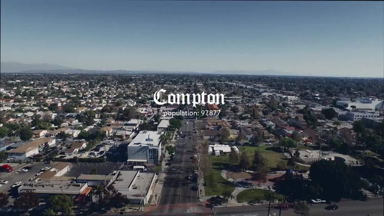 Kendrick Lamar Compton Witness Greatness Kendrick Lamar