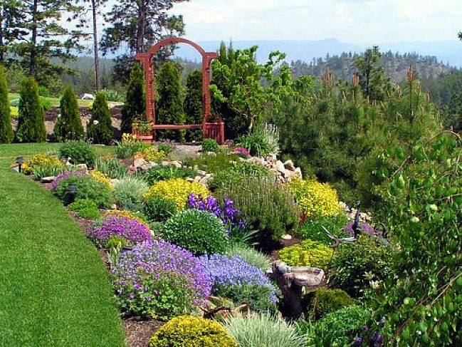 Small Backyard Flower Garden Ideas House Decor Ideas