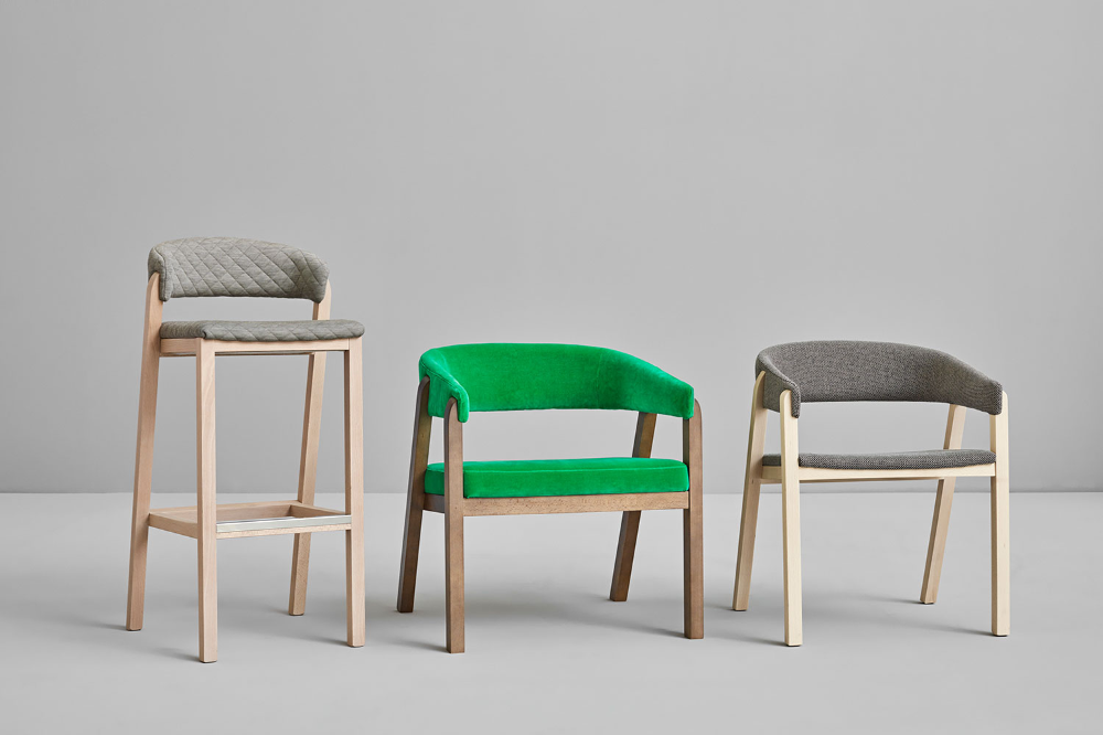 OSLO ARMCHAIR EN | Upholstered chairs, Contemporary ...