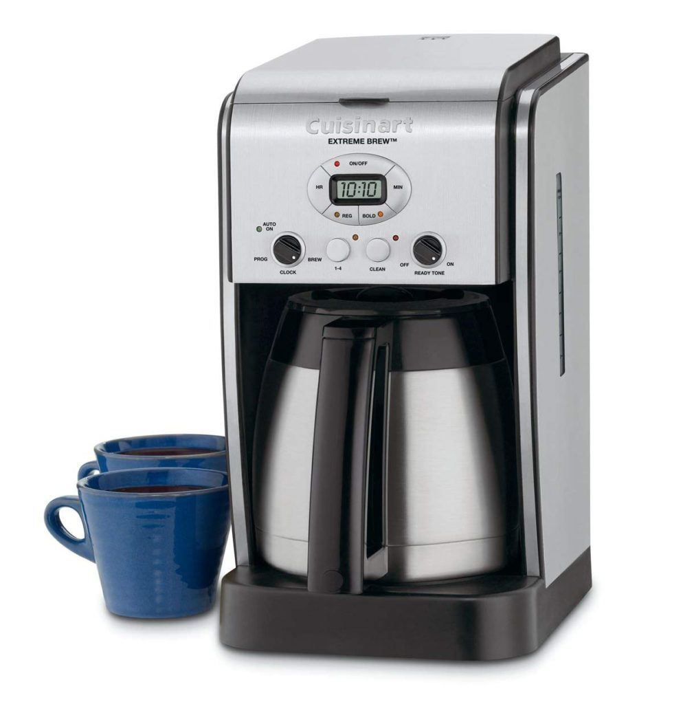9 Best Thermal Carafe Coffee Makers, Plus 1 to Avoid (2020