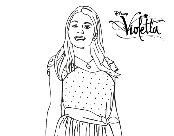 Violetta Disney Channel Gif 600 470 Aurora Sleeping Beauty Female Sketch Coloring Pages
