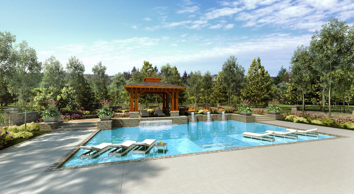 Luxury Residence By Fdm Designs Luxury Toronto Property Swimming Pool House Property Luxury