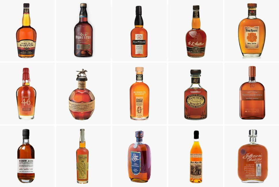 Photo of The 17 Best Bourbon Whiskeys You Can Buy in 2019