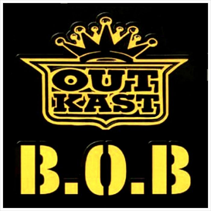OutKast – Bombs Over Baghdad (single cover art)