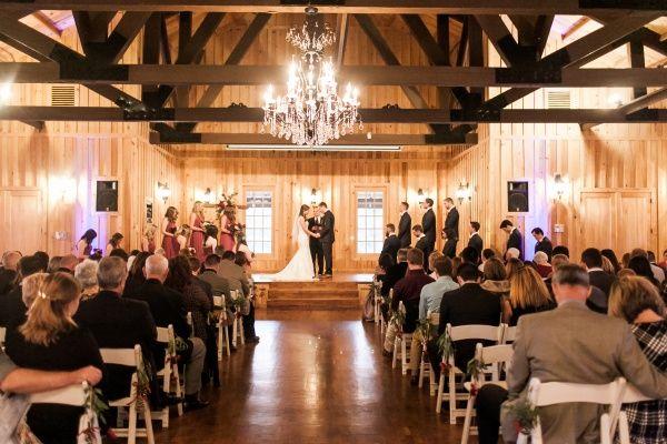 Denton Outdoor Ceremony Site: Real Wedding In Denton, TX