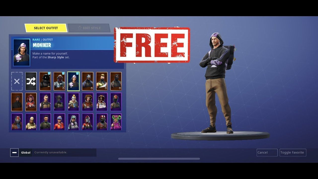 Fortnite Free Account With Skins Fortnite Generation Free Ac