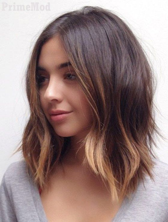 Delightful Mid Length Haircuts Amp Hairstyle Trends For 2019