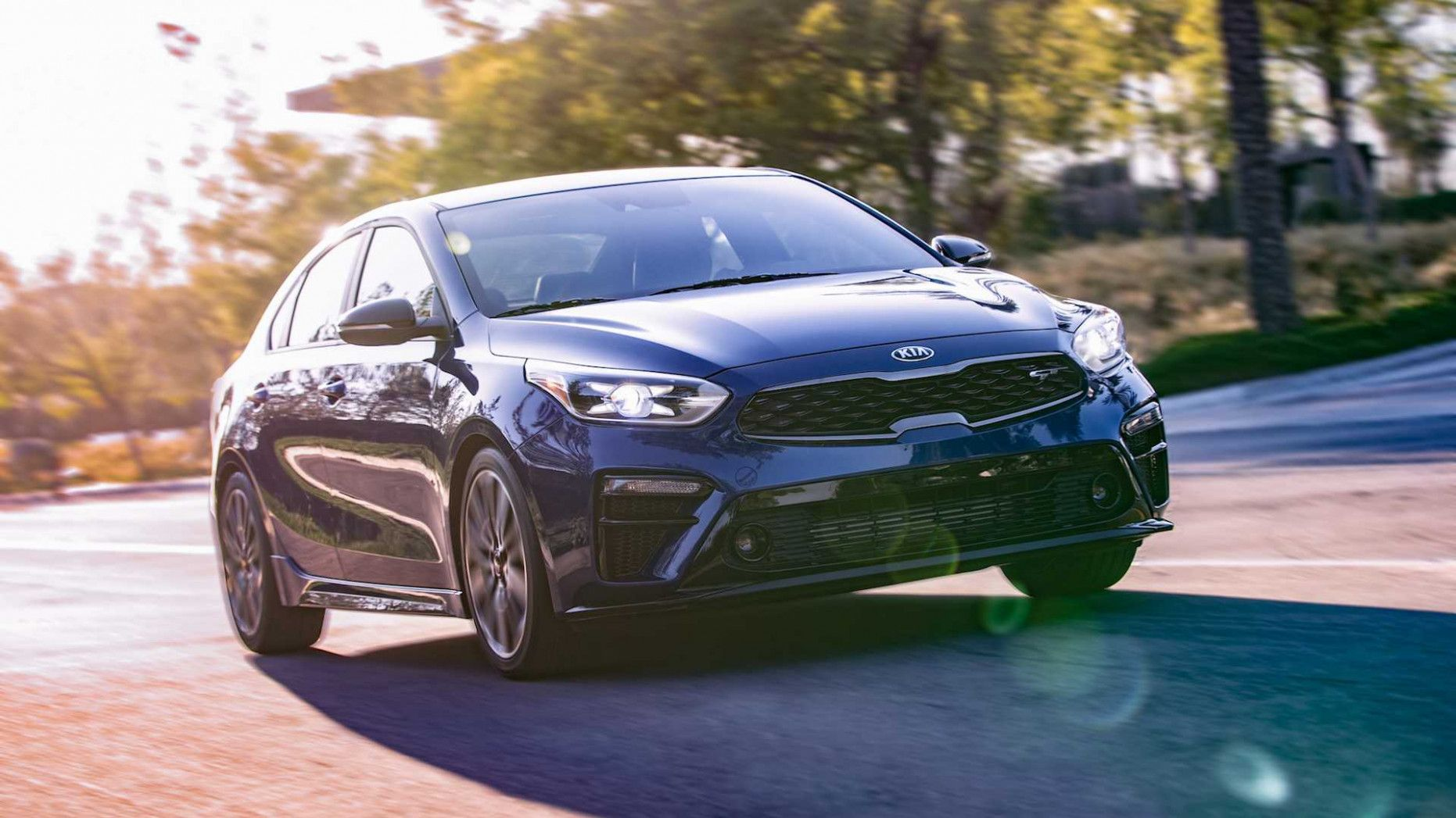 3 Kia Forte Gt Sings A New Tune With 3 Hp Kia K3 2020