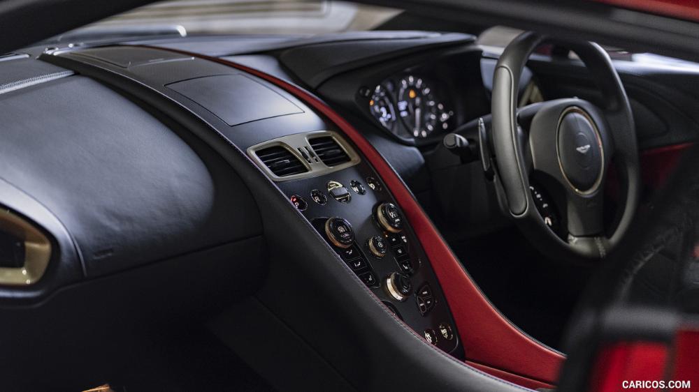 2018 Aston Martin Vanquish Zagato Coupe Interior Hd Aston Martin Aston Martin Vanquish Aston
