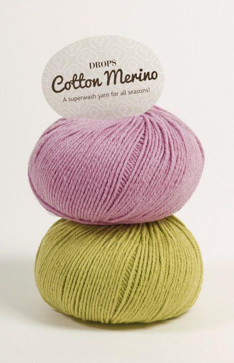 Cotton Merino Wolle kaufen, Stricken, Günstig kaufen
