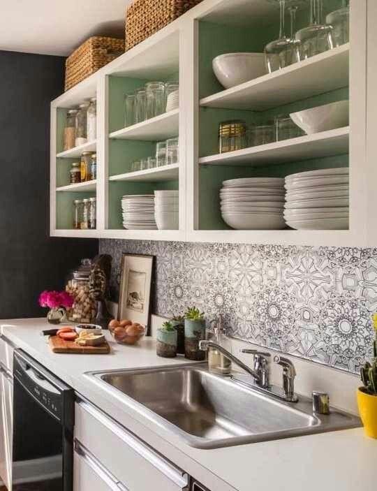 Pin de Jana H en kitchens | Pinterest | Cocinas, Almacenamiento y ...