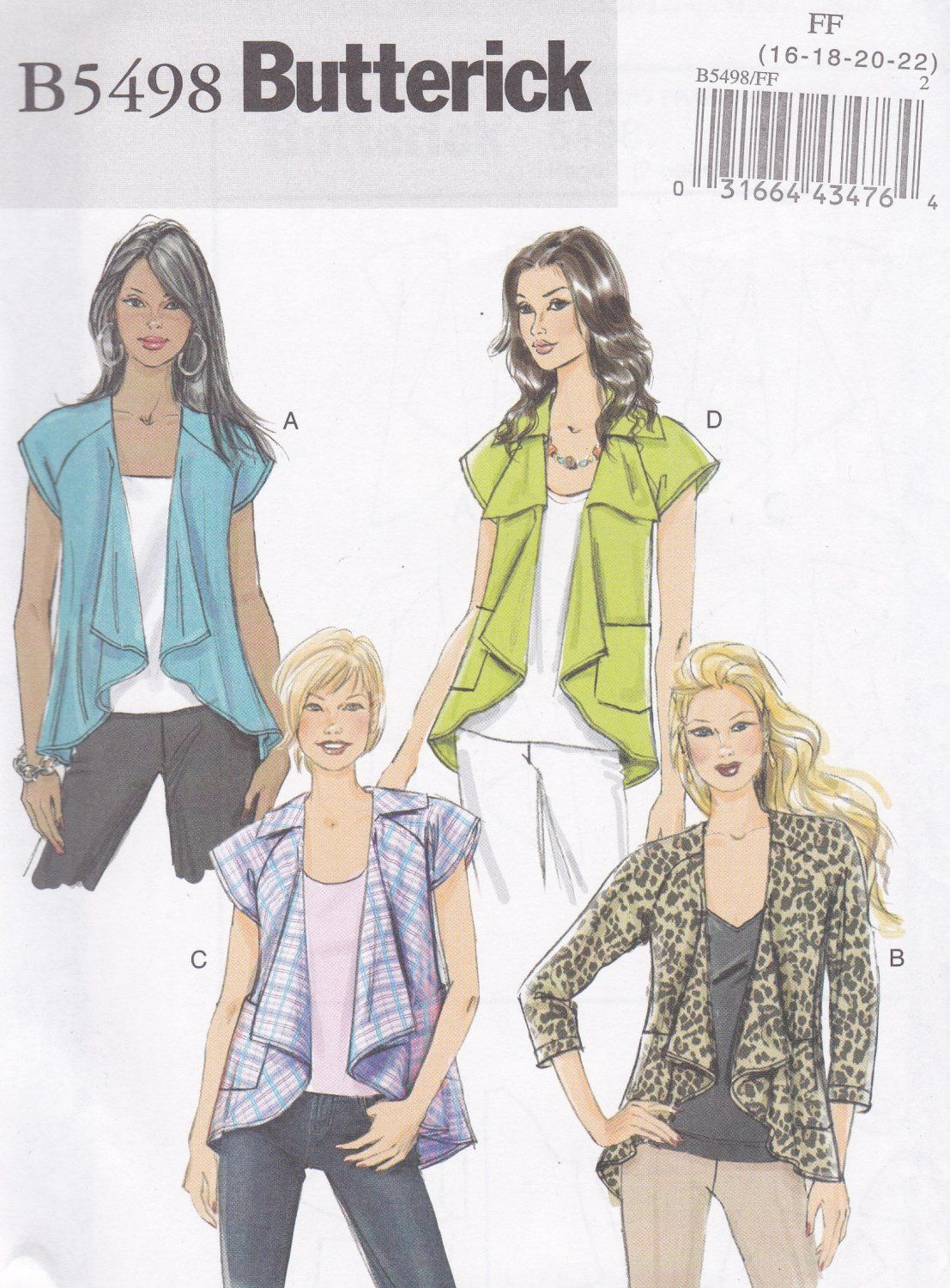 Lightweight Raglan Sleeves Jacket Pattern Jackets Sewingpattern