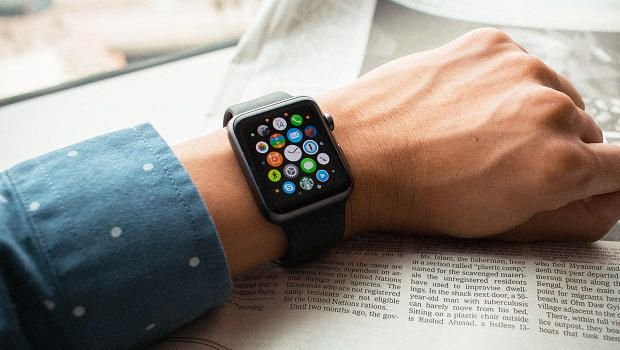 Scientists Look To Smartwatches To Detect And Prevent Strokes