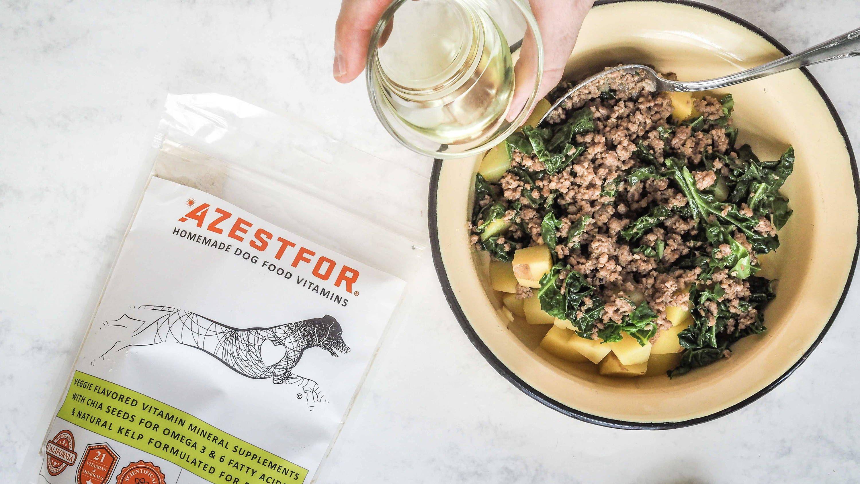 Homemade Dog Food Recipes Azestfor Dog Food Recipes Healthy