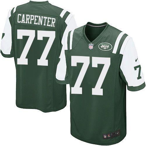 James Carpenter NFL Jersey