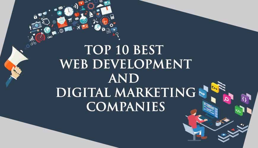 Top 10 Web Development And Digital Marketing Companies In dehradun ,delhi,  noida, I… | Digital marketing company, Top digital marketing companies,  Digital marketing