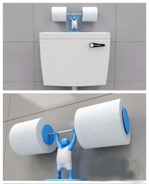 купить металлический держатель для туалетной бумаги