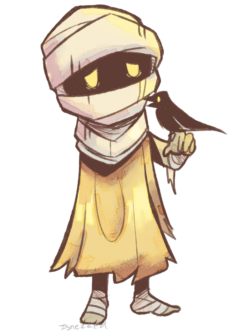 Permanently At Square One Little Nightmares Fanart Nightmares Art Fantasy Drawings