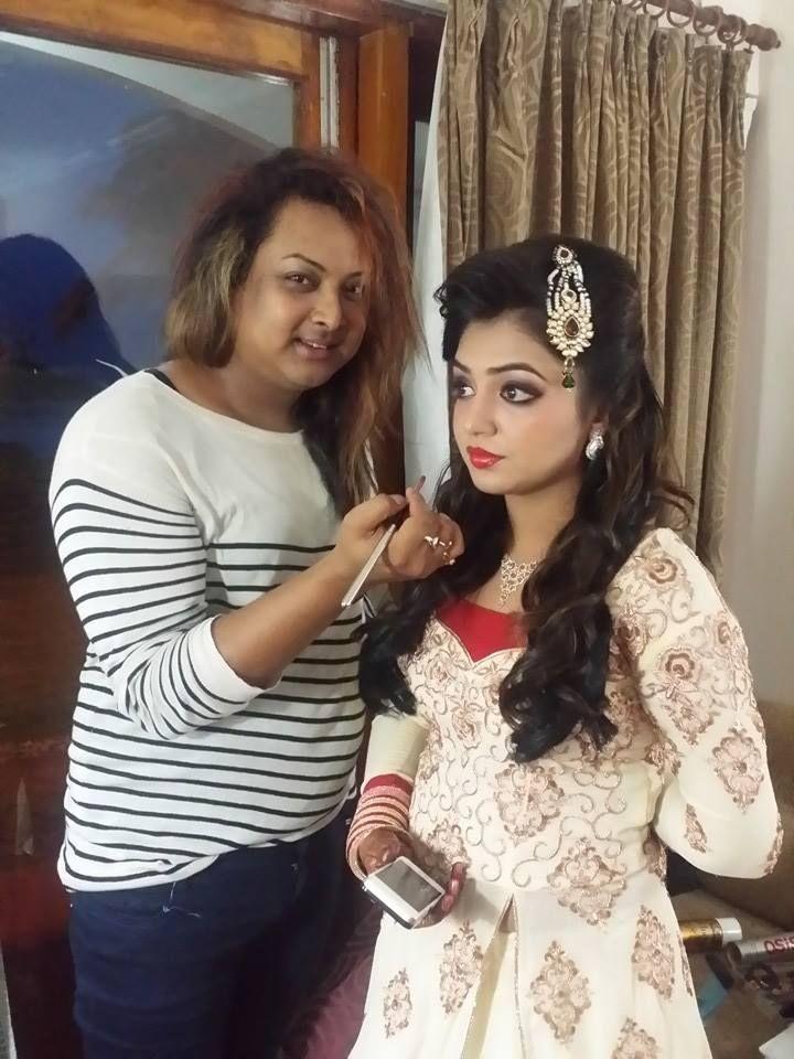 Nazriya M Ready For Pre Wedding Prepartion