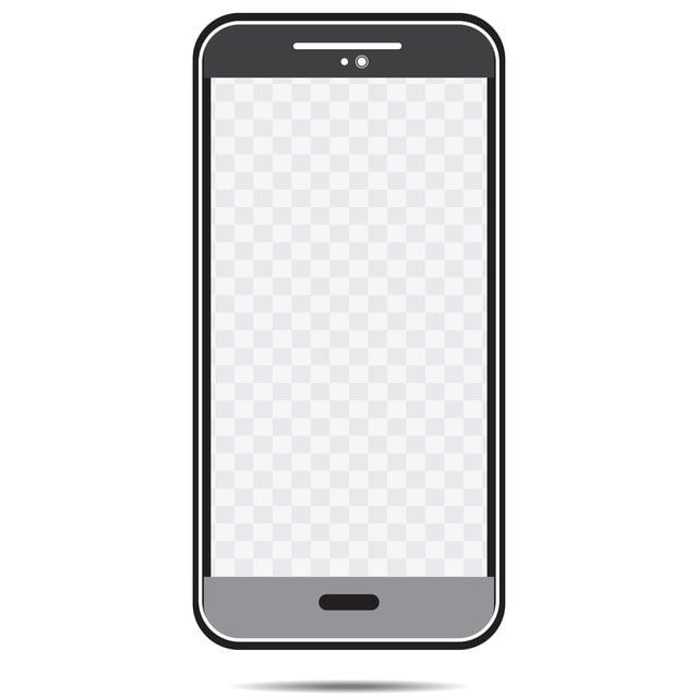 New Phone Template Black White Isolated In White Background 05 Cellphone Clipart Phone Icons New Icons Png And Vector With Transparent Background For Free Do Phone Template White Business Card Phone Icon
