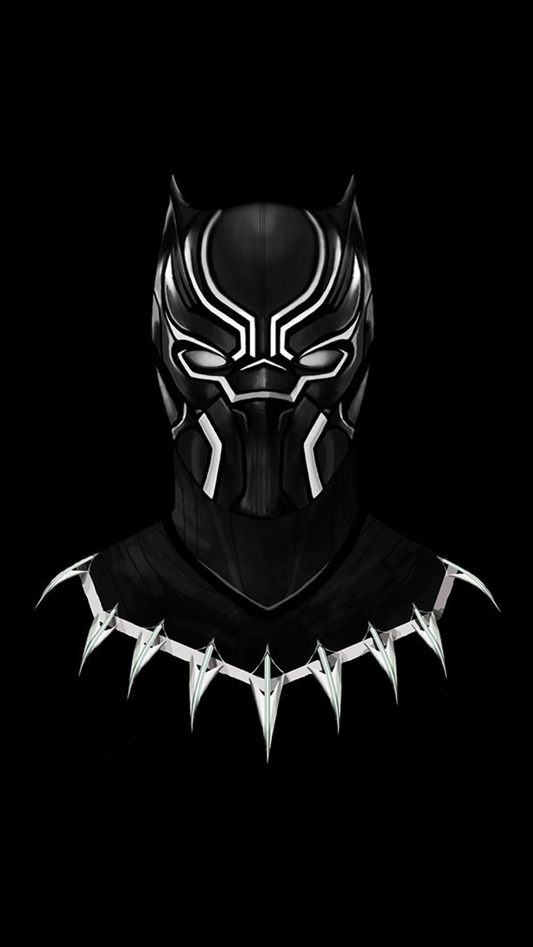 Wallpaper Black Panther Hd Iphone In 2020 Black Panther Marvel Black Panther Hd Wallpaper Black Panther Art