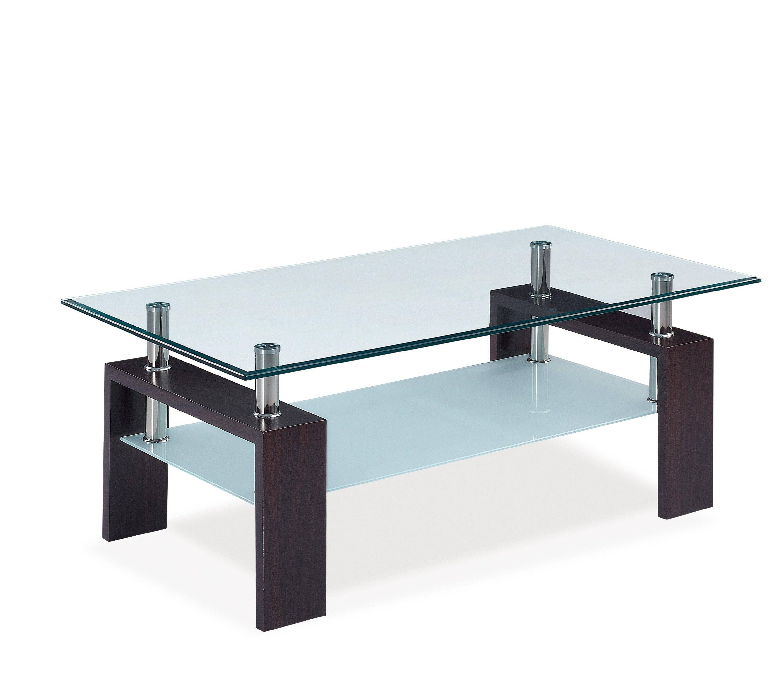 Wenge Glass Top Occasional Table Set 2 Pcs T646ct Et Wenge Global United T646ct 2pc Rectangular Glass Coffee Table Global Furniture Global Furniture Usa [ 2768 x 3151 Pixel ]