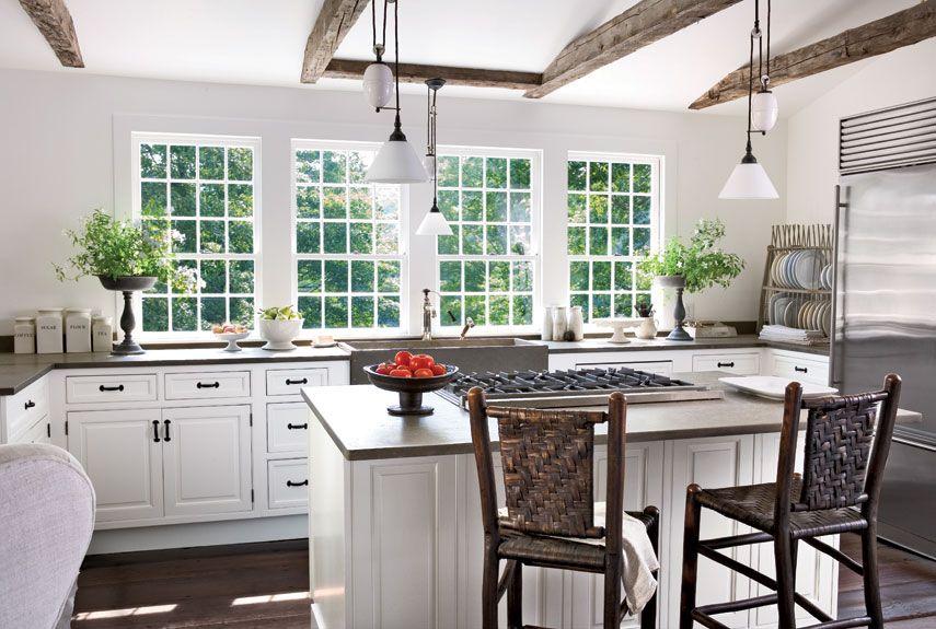 landhausküchen weiss modern | schlossreitstall