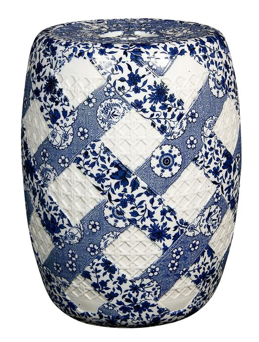 Item DetailA blue and white Staffordshire Oriental style porcelain ...