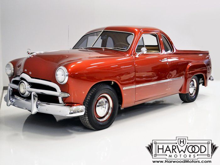 1949 Ford Utility Coupe Ute For Sale 1808041 Classic 1949