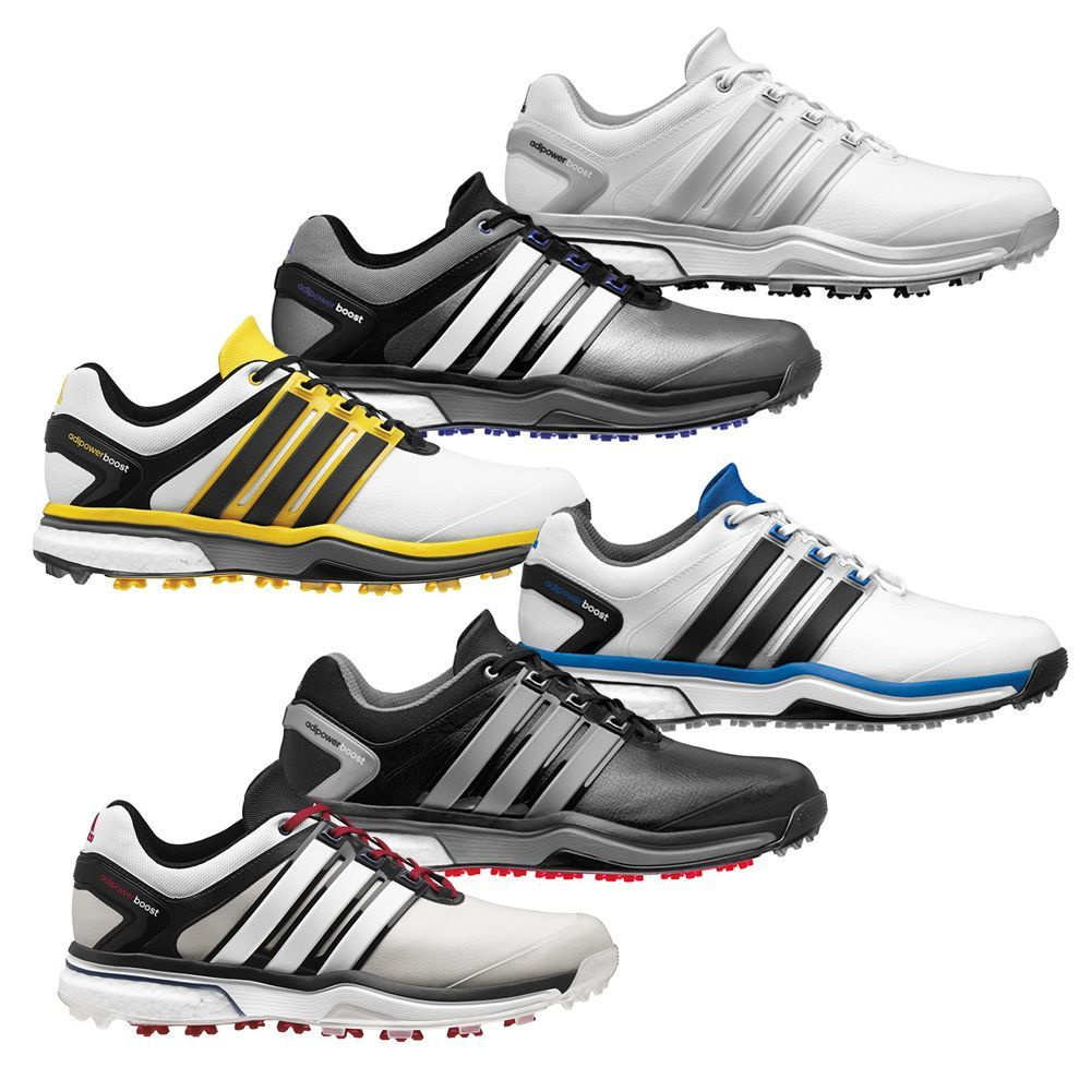 Adidas Adipower Boost Golf Shoes Foam Comfort Technology Pick