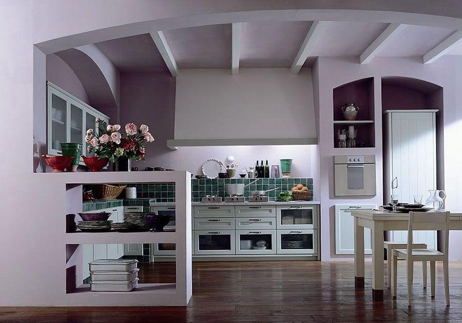 30 Foto di Cucine in Muratura Moderne | Cucina, Cucine e Design moderno