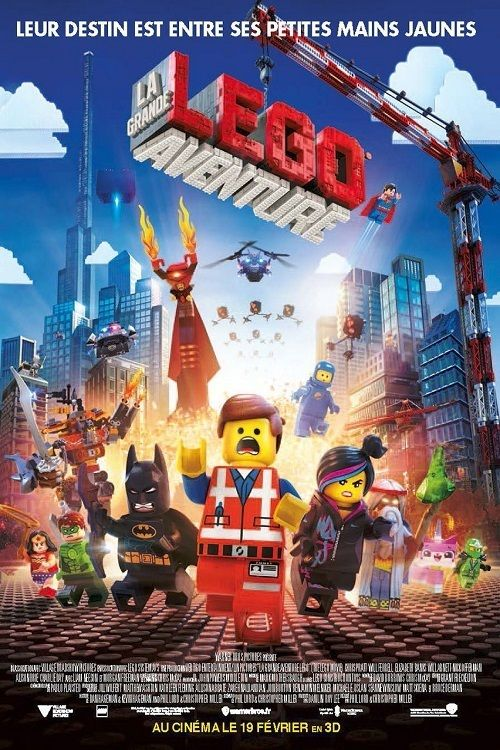 Watch The Lego Movie Full-Movie | Full HD ONline | Pinterest ...