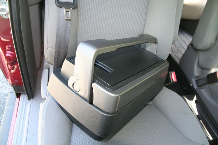 Honda Element Removable Cooler Have This Always Forget To Use