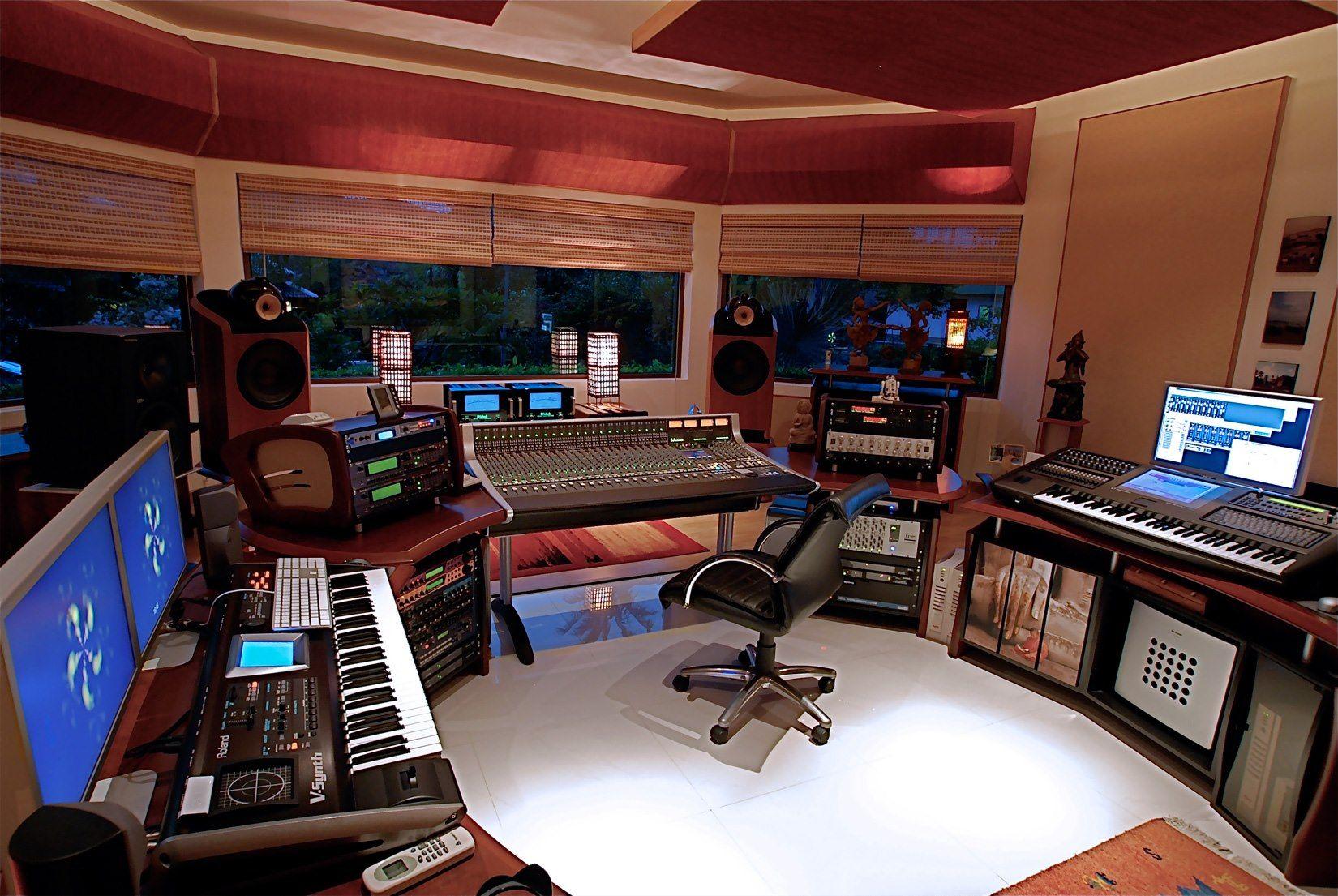 Art N Audio Studios Thailand Home Studio Music Music Studio Room Recording Studio