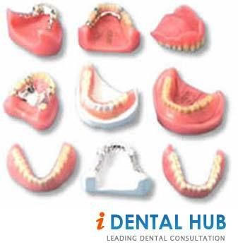 Options Available For Dentures