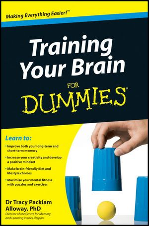 Training Your Brain For DummiesBook Information - For Dummies For - training report