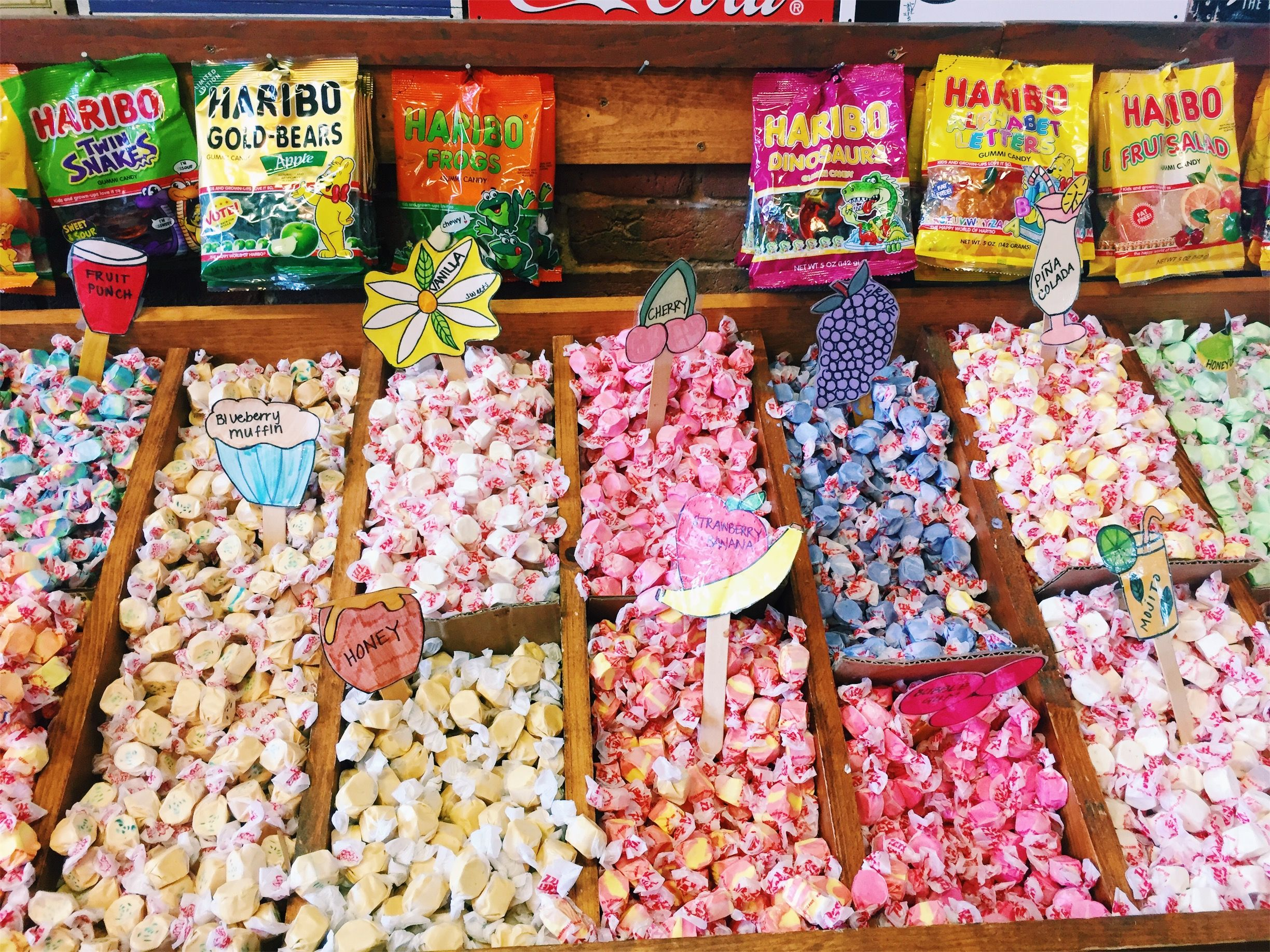 The Sweet Side of Nashville Candy Shops and Cowboy Boot